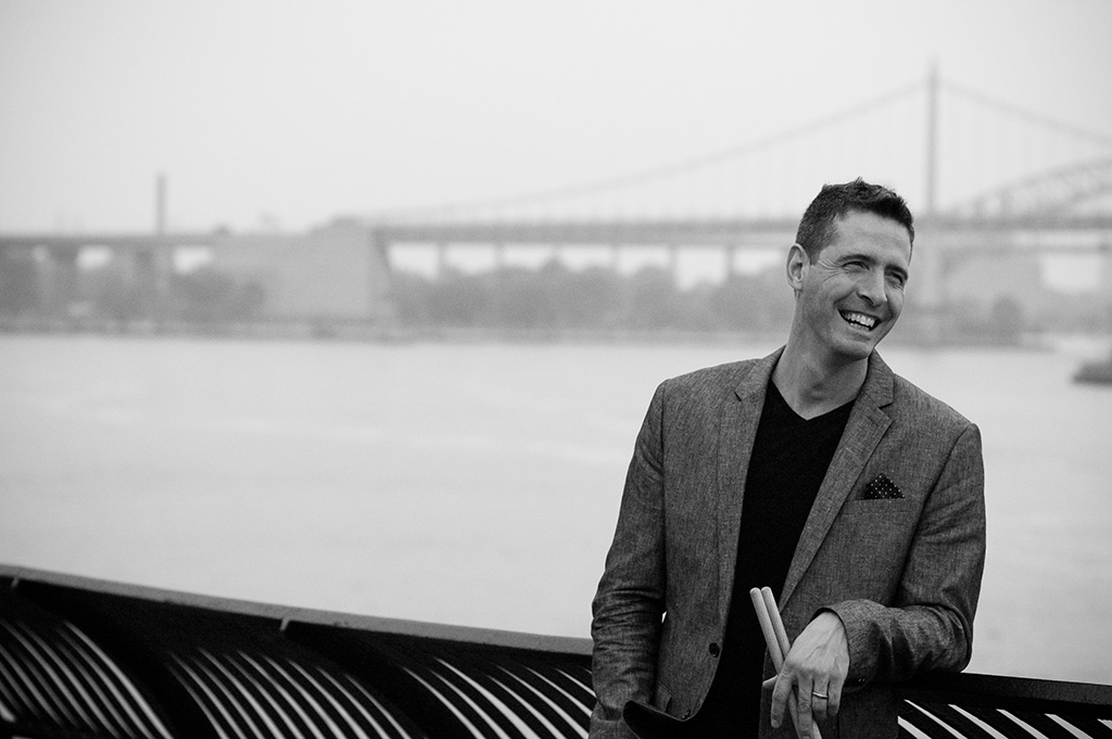Jason Tiemann, NYC Jazz Drummer